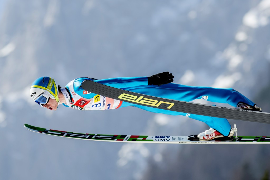 Slovenian ski jumper forced to retire because of knee injury