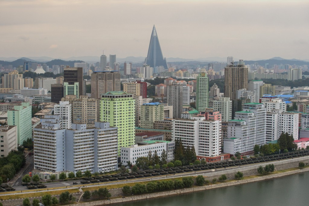 North Korea's capital Pyongyang has been awarded the 2018 Junior World Weightlifting Championships ©Getty Images