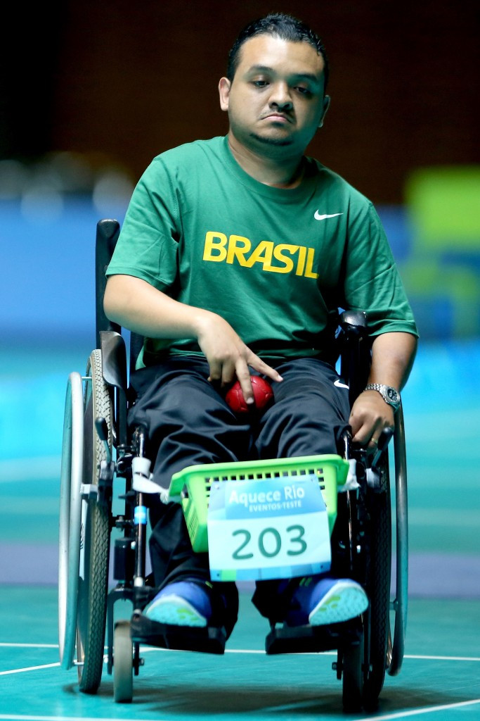 Brazilian Paralympic champion earns boccia Wold Open title in Póvoa de Varzim