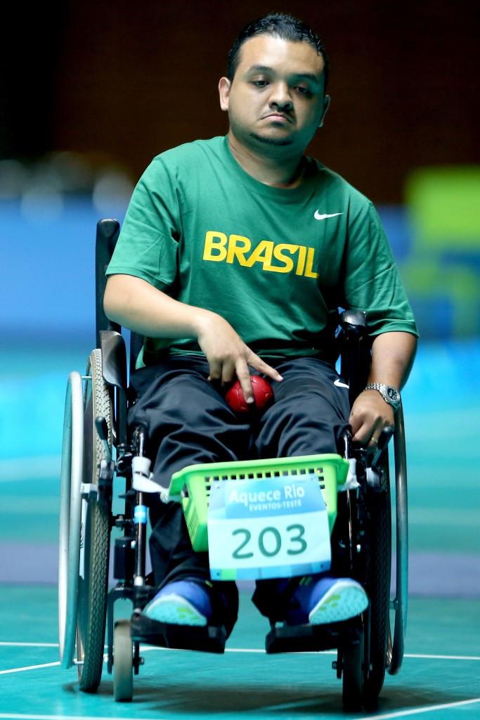 Brazilian Paralympic champion earns boccia Wold Open title in Póvoa de Varzim