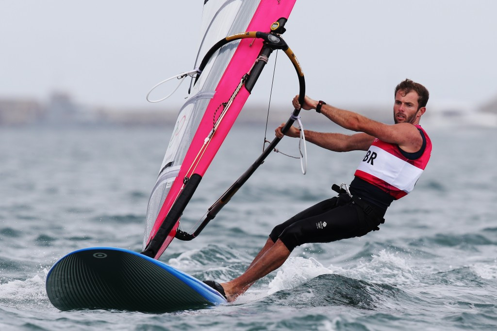 British sailors enjoy home waters on opening day of ISAF World Cup in Weymouth and Portland