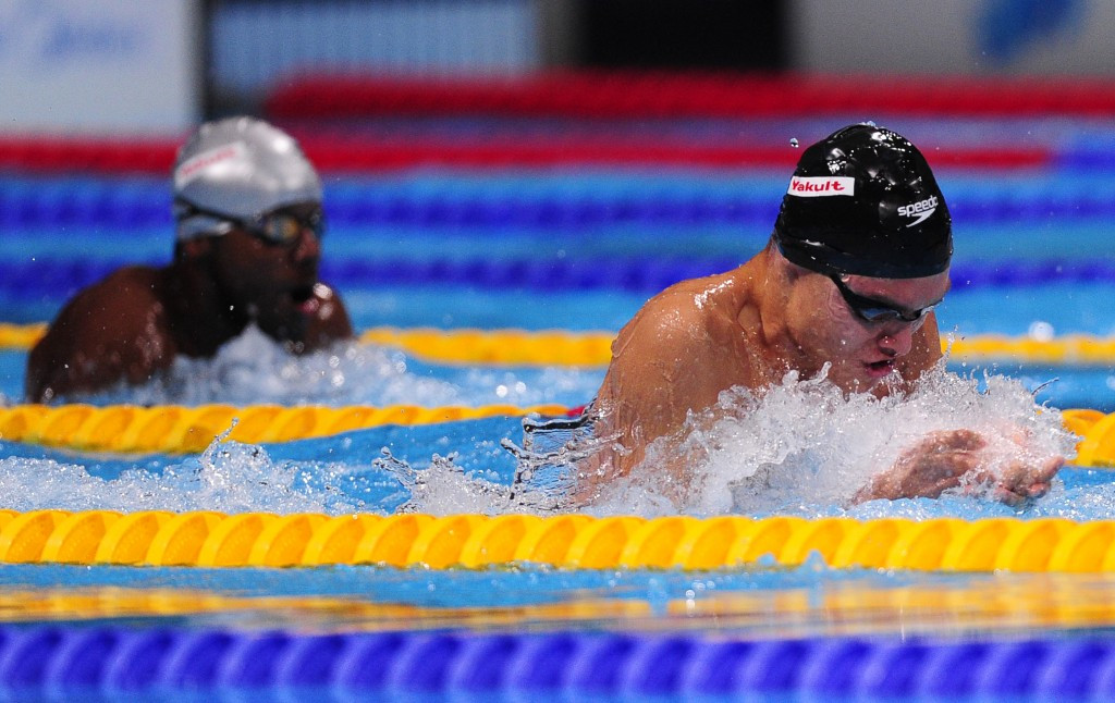 Schulte claims first Guam gold medal at Oceania Swimming Championships