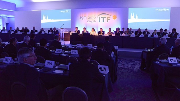 Ho Chi Minh City to host 2017 International Tennis Federation Conference and Annual General Meeting