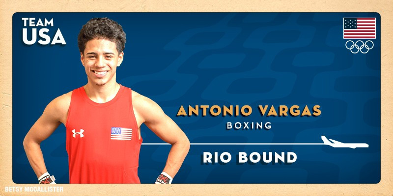 Vargas and Kumar seal Rio 2016 spots at AIBA Open Boxing World Olympic Qualification Tournament