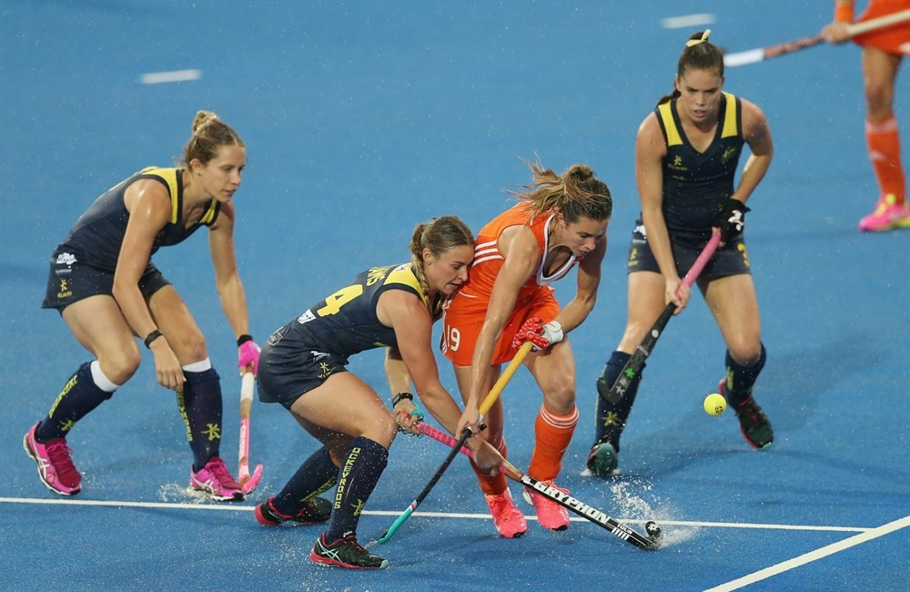 Netherlands and Argentina reach FIH Champions Trophy final