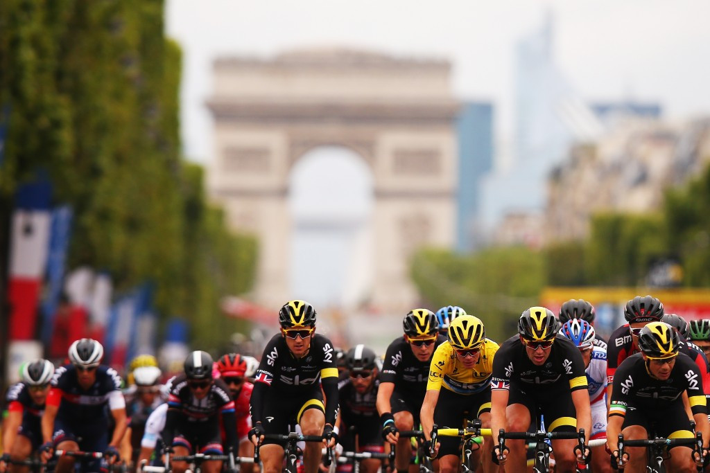 ASO races, including the Tour de France, will appear on the UCI WorldTour ©Getty Images