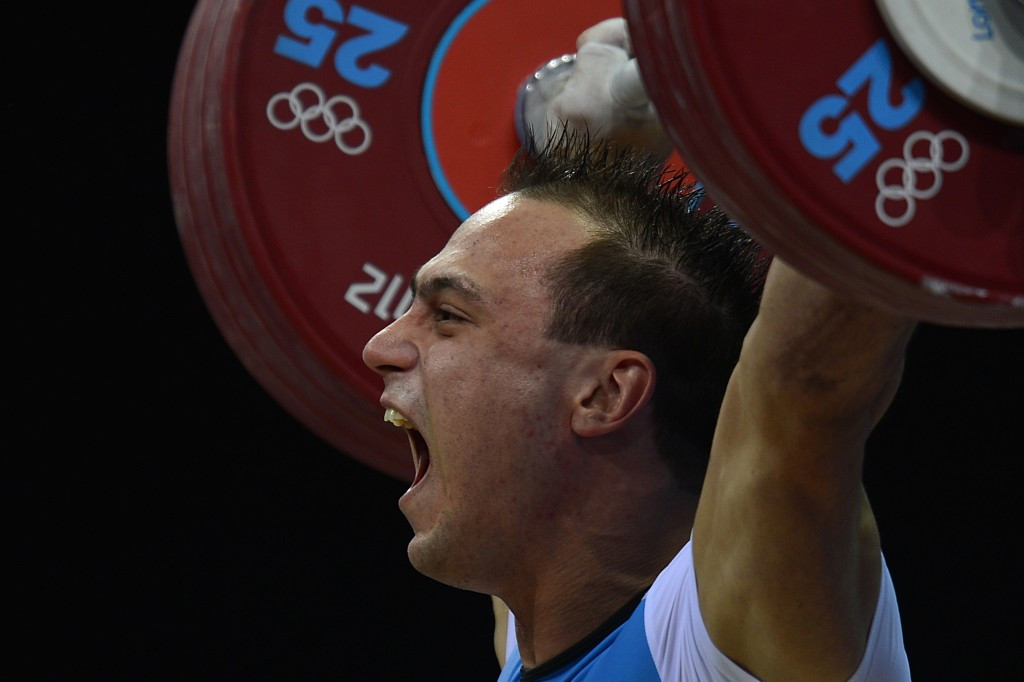 Kazakhstan's Olympic champion Ilya Ilyin was one of three weightlifting medallists from Beijing 2008 to have failed doping tests following the re-analysis of samples by the IOC
