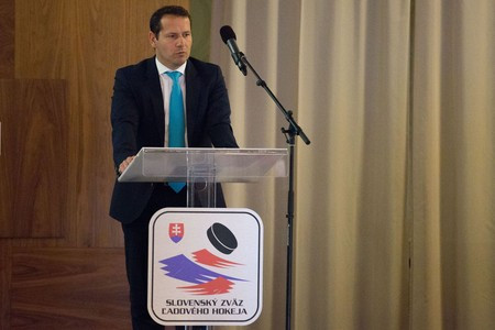 Slovak Ice Hockey Federation elects new President after player power forces Nemecek out