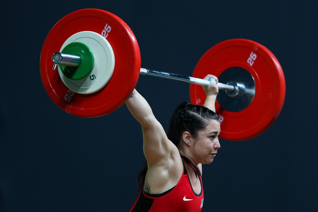 International Weightlifting Federation Congress officially endorses addition of eighth women's bodyweight category