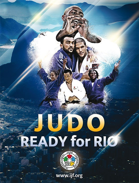International Judo Federation announce record participation numbers for Rio 2016