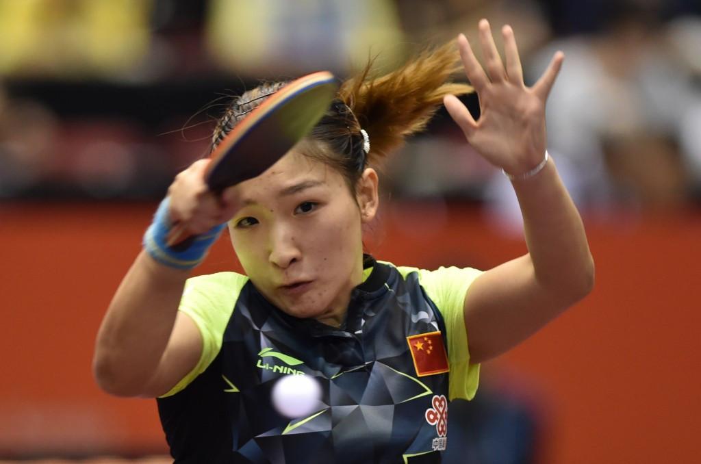 Favourite Liu advances to quarter-finals at ITTF Korean Open