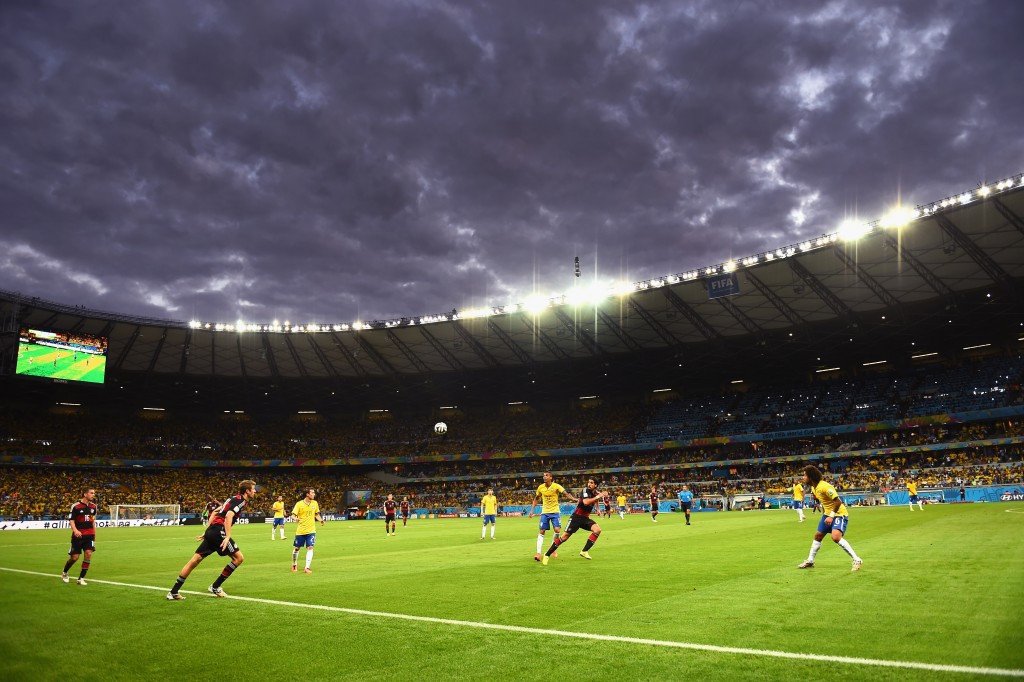 Samples from the 2014 World Cup in Brazil were analysed in Lausanne because the Rio lab was suspended ©Getty Images