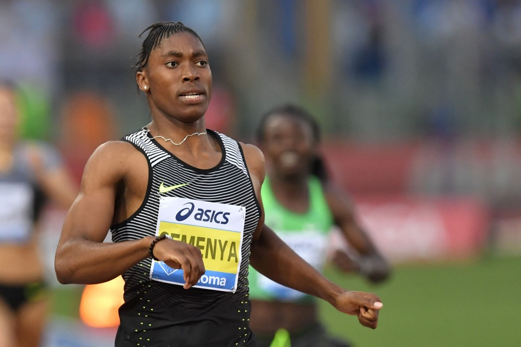 Semenya earns easy 1500m gold at African Championships as Amos and Makwala go high and low