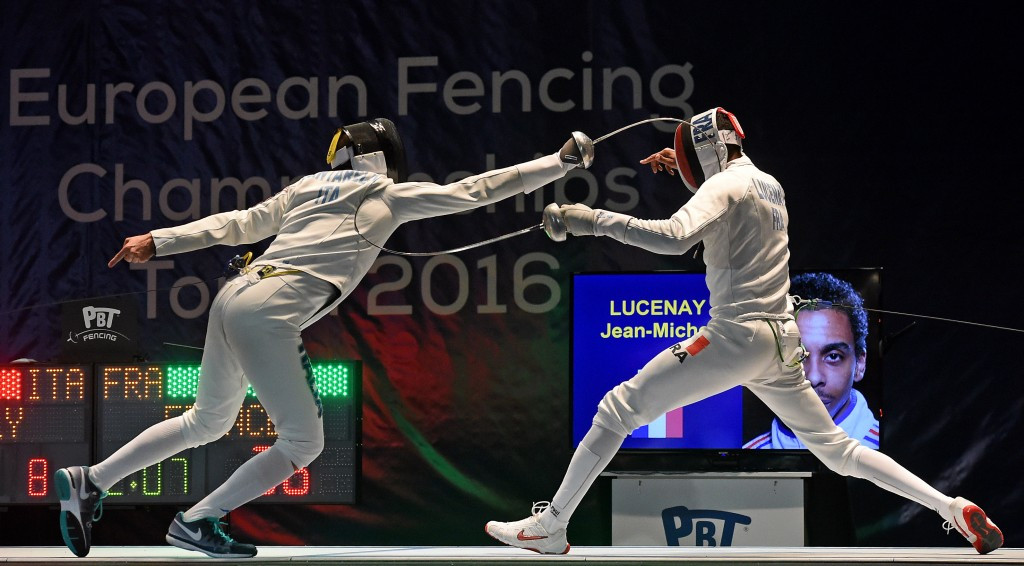 France laid down a marker ahead of Rio 2016 with gold in the men's team épée