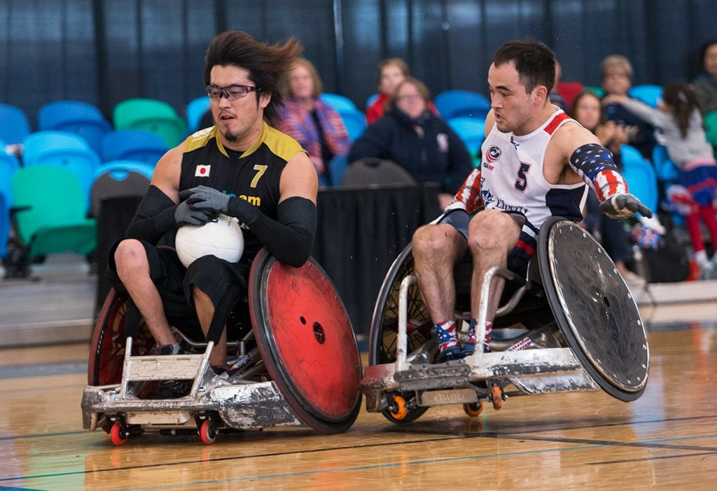 Japan stun host nation at Canada Cup as Paralympic champions Australia pick up two victories