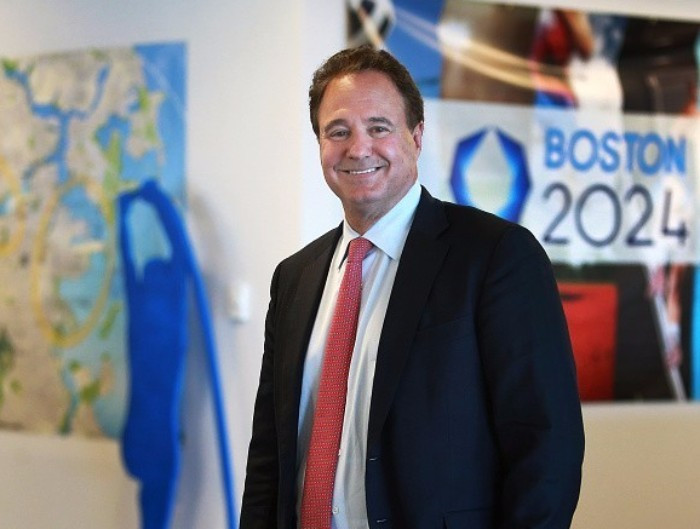 Former Boston 2024 bid leader to sit on Los Angeles 2024 Board