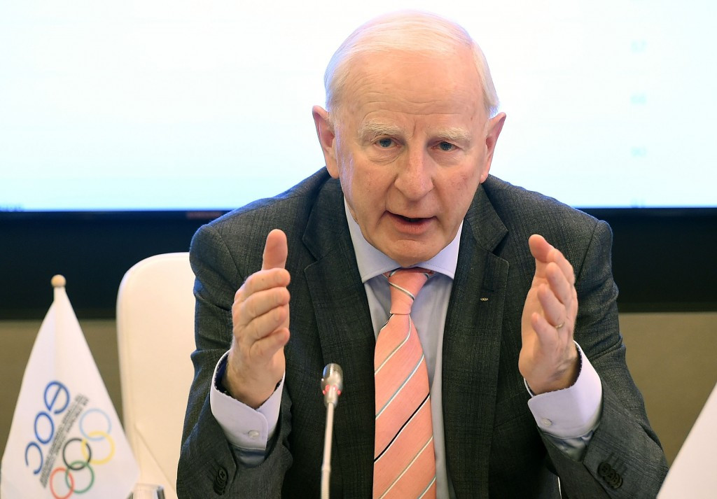 EOC President Patrick Hickey claimed two cities have resumed their interest in hosting the 2019 European Games following The Netherlands withdrawal ©Getty Images