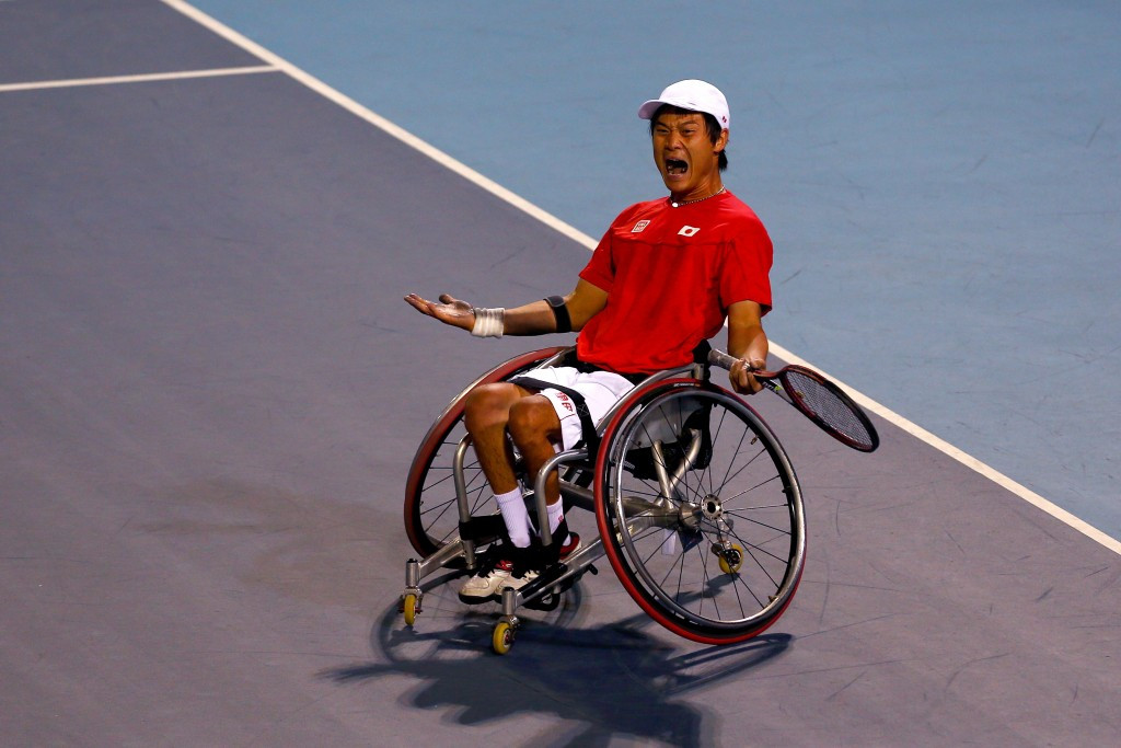 Houdet seeking revenge for London 2012 defeat as wheelchair tennis entries confirmed for Rio 2016