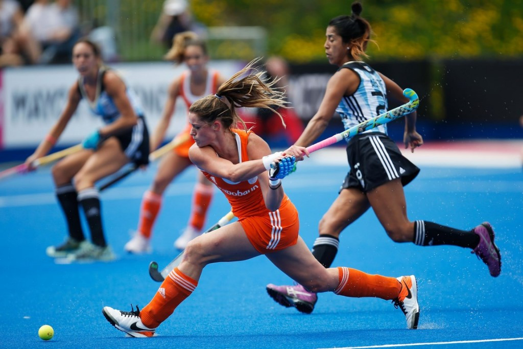 Netherlands win dress rehearsal of Champions Trophy final on last day of group stage