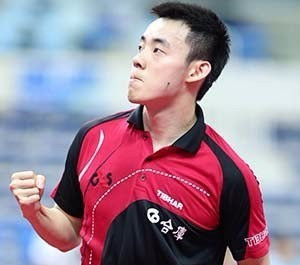 Chen stuns fellow Taiwanese to reach ITTF Korean Open semi-finals