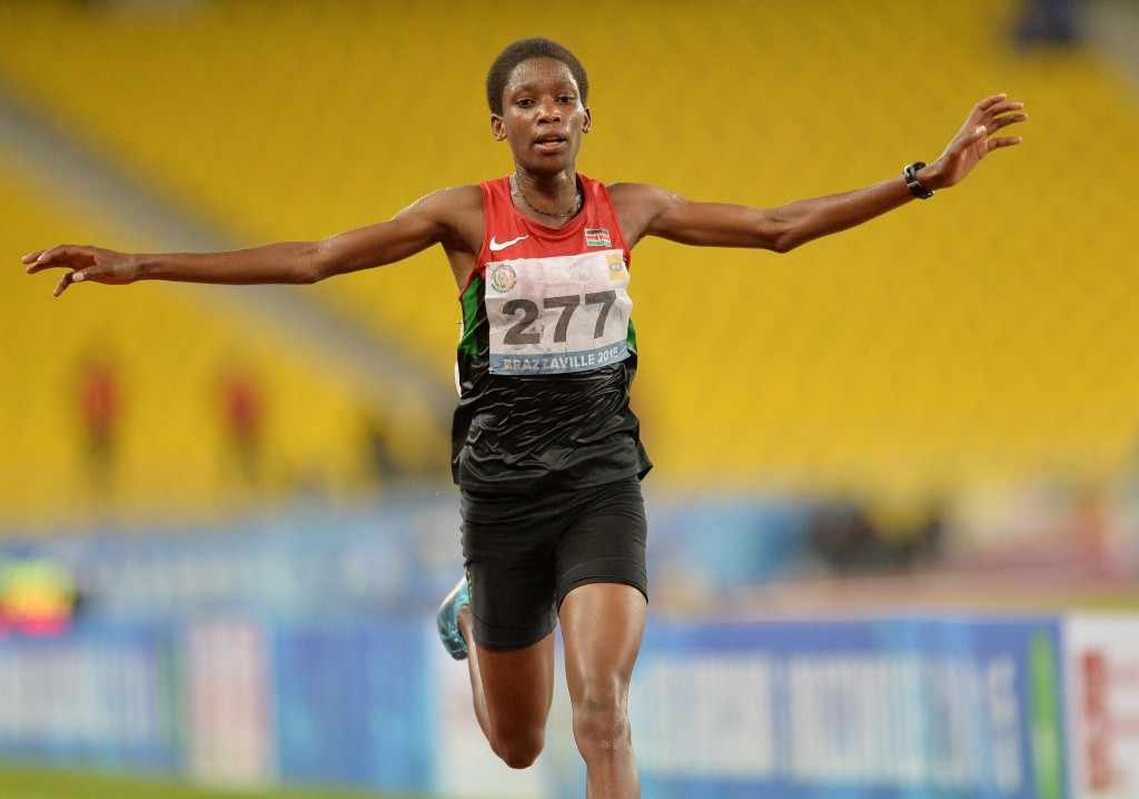 Aprot runs away with African 10,000m title in 2016 world best as Semenya targets double gold