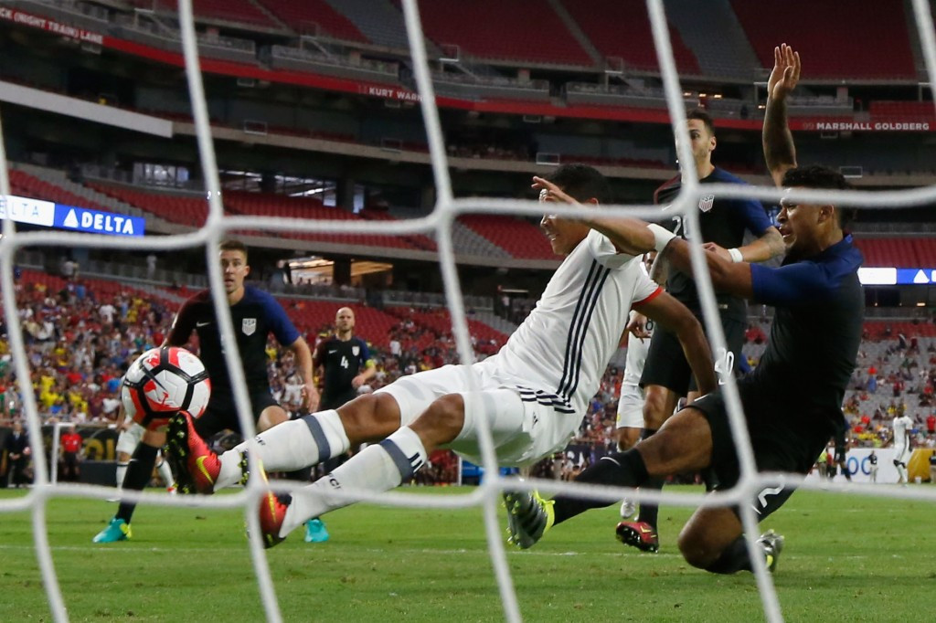 Bacca guides Colombia to third place at Copa América Centenario with victory over United States