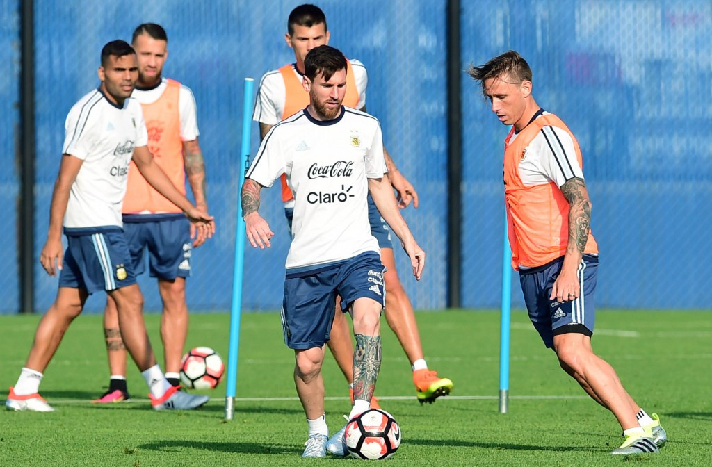 Luis Segura questioned the timing of FIFA's decision ahead of Argentina's Copa América Centenario final with Chile