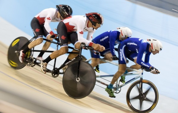 The funding will provide a boost to Canadian para-athletes ahead of Rio 2016 ©CPC