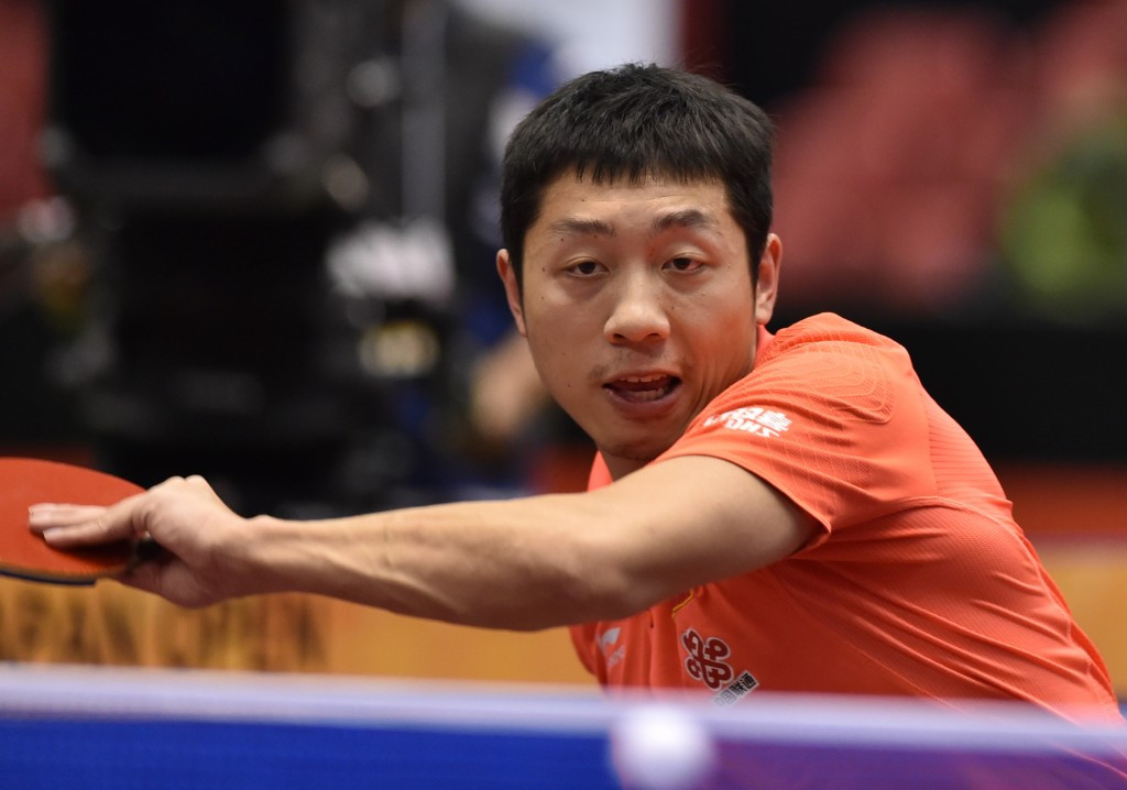 Xu Xin beats world number one to claim third ITTF Korean Open singles title