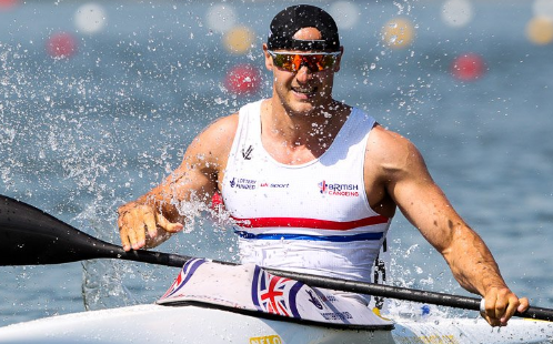 Heath lays down marker ahead of Rio 2016 with solo gold at European Canoe Sprint Championships