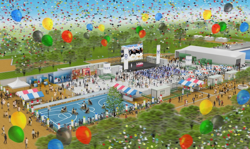 Tokyo 2020 launch live site programme to allow public to celebrate Rio 2016 Olympic and Paralympic Games