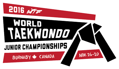 Burnaby 2016 call for volunteers for WTF World Junior Championships