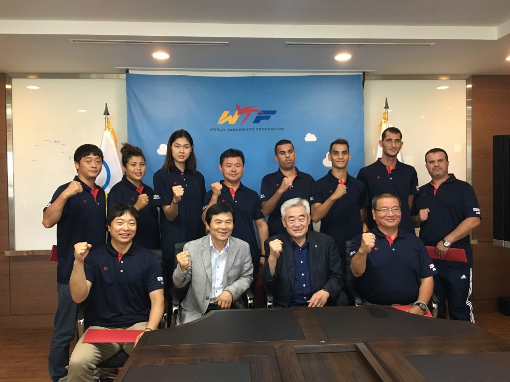 World Taekwondo Federation provide training programme for athletes from three Asian countries ahead of Rio 2016