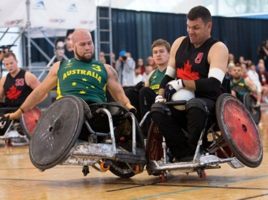 Canada have slipped to fourth in the world rankings following a disappointing showing at the competition ©Canada Cup