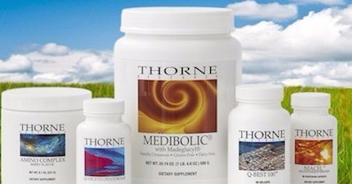 USA Taekwondo sign up Thorne Research as exclusive nutritional supplement partner