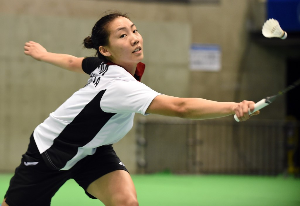 Li seeks third straight BWF Canada Open crown