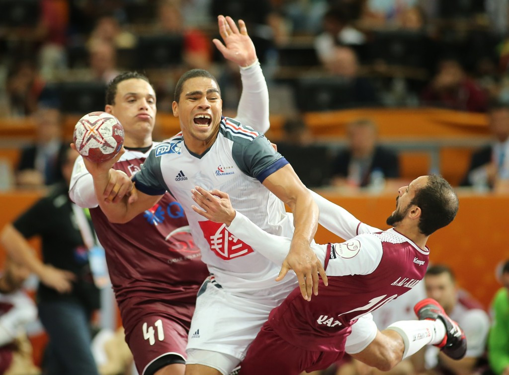 Defending champions France discover group opponents for 2017 Men's World Handball Championships