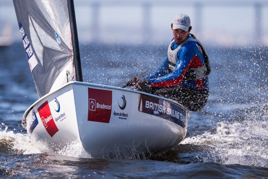 Scott and home favourite Murdoch lead after opening day of 2015 Finn Gold Cup in Takapuna