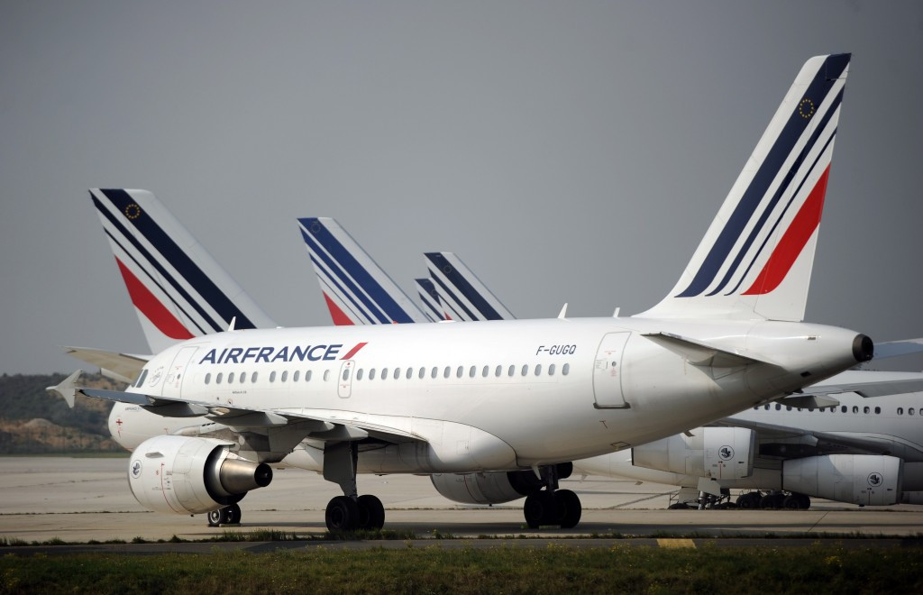 Paris 2024 signs up Air France as official supplier of Olympic and Paralympic Games bid