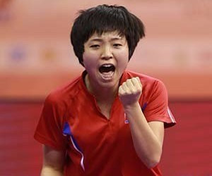 North Korean favourites set to challenge for top honours at ITTF Pyongyang Open