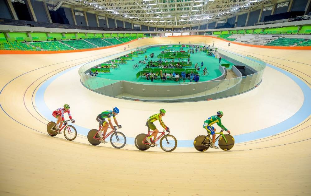 "UCI official praises ""great progress"" at Olympic Velodrome after sport test held at delayed venue"