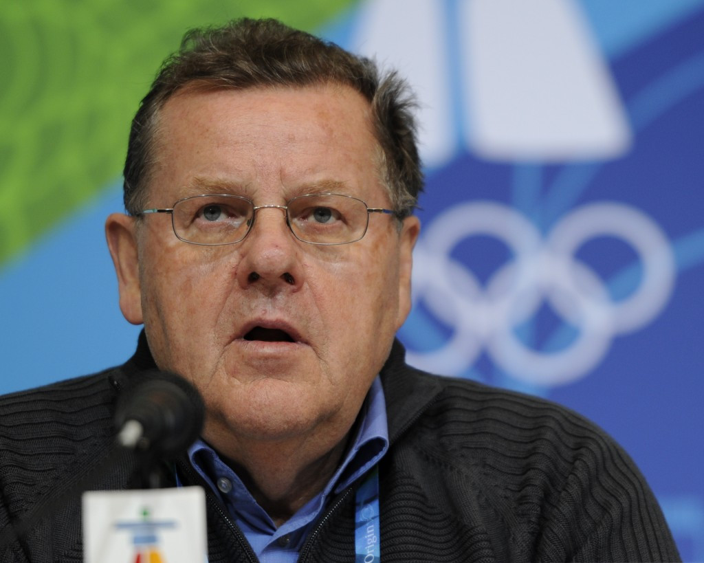 Josef Fendt has been President of the International Luge Federation since 1994 ©FIL