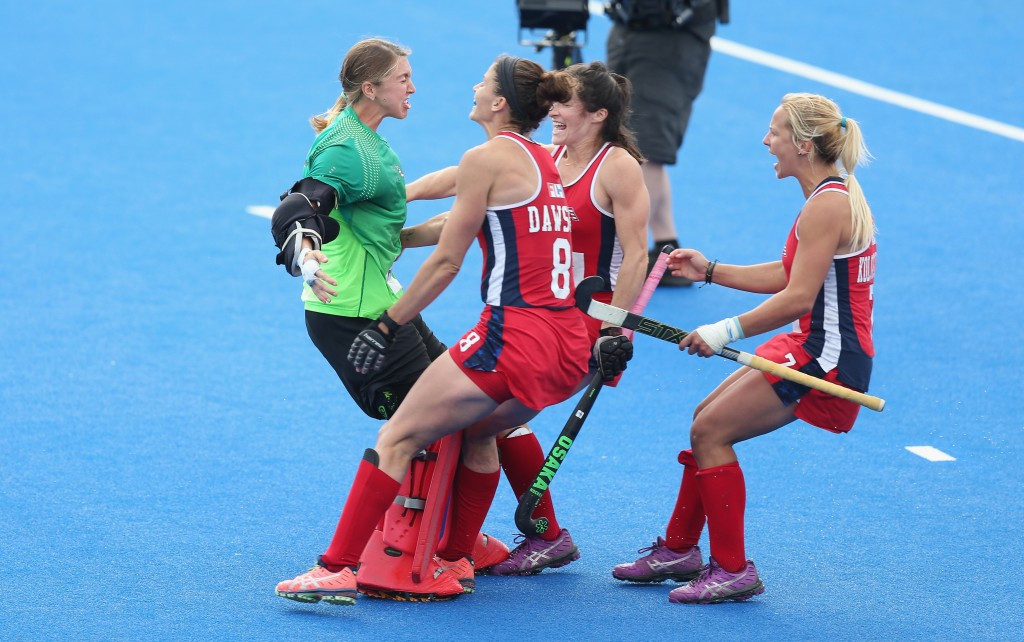 Champions Trophy bronze guides United States women to fifth place on FIH World Rankings