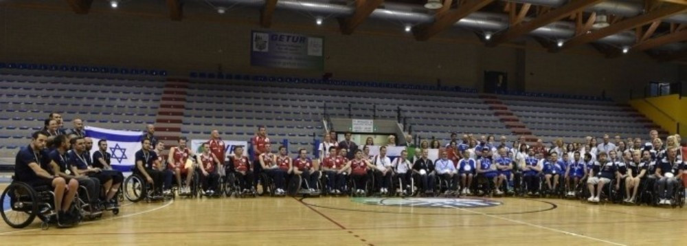 Russia and Italy were promoted after finishing first and second at the tournament ©IWRF