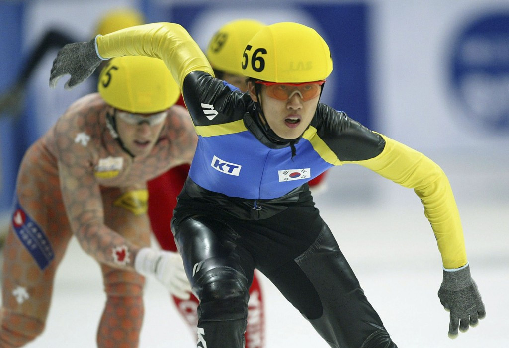 Olympic short track speed skating gold medallist killed in motorcycle accident in South Korea