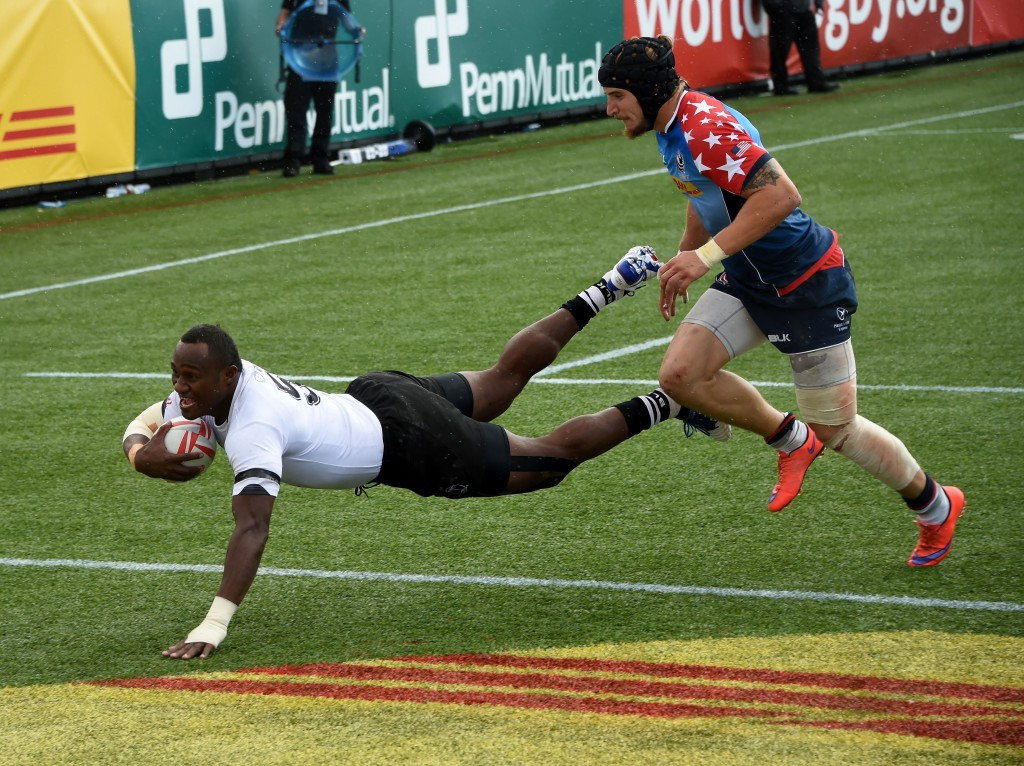 Favourites kept apart as draw is made for Rio 2016 rugby sevens tournament