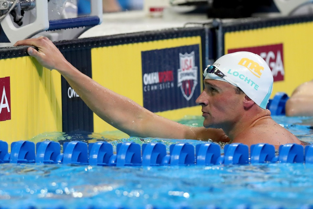 Ryan Lochte will have to be content with a spot on the US relay team ©Getty Images