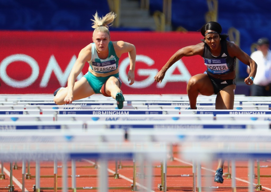 Olympic champion Pearson withdraws from Rio 2016 after suffering hamstring injury