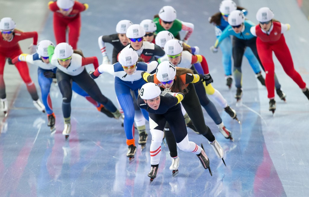 Youngsters have been reportedly travelling to Norway on a speed skating visa, despite not being athletes