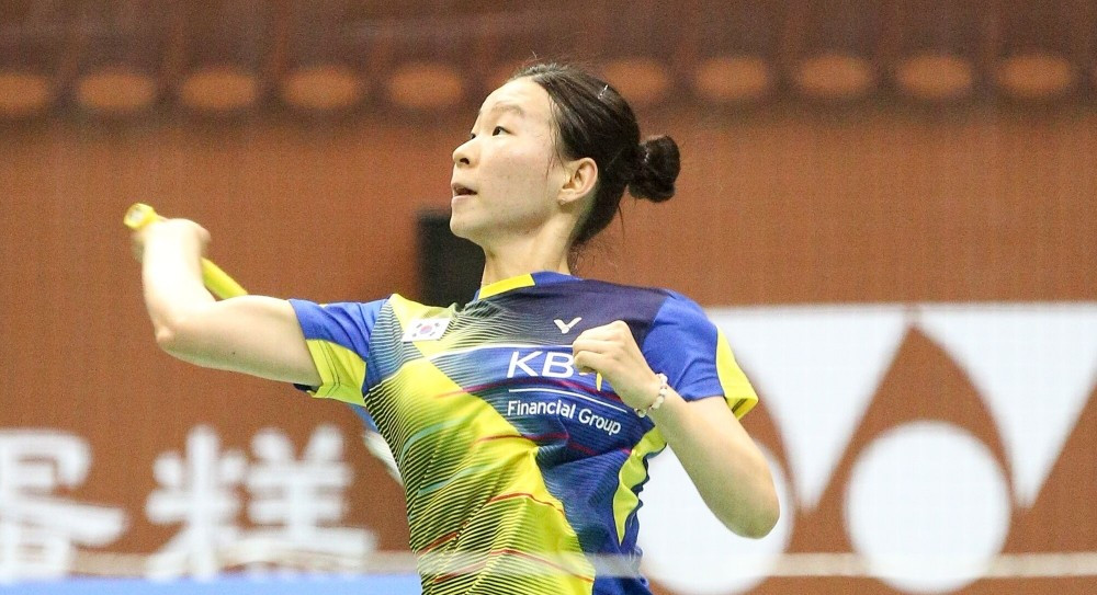 Fifth seed Buranaprasertsuk crashes out of BWF Chinese Taipei Open